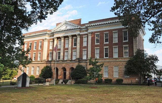 Lane College, Jackson, Tennessee. (Wikipedia)