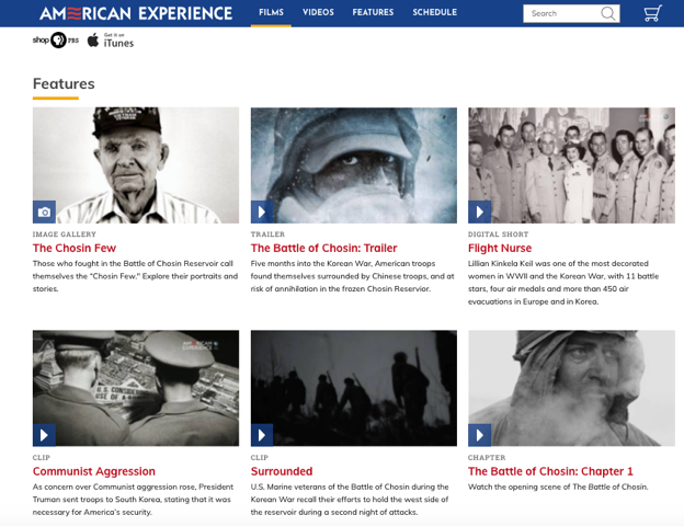 picture from the PBS American Experience website