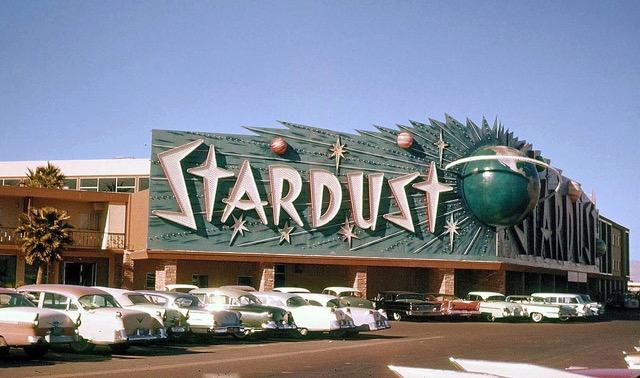 The Stardust Lounge, 1959.